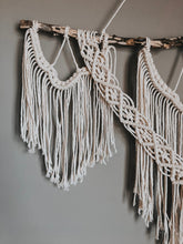 Load image into Gallery viewer, Stella - Medium/Large Fringe Macrame Wall Hanging