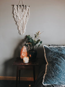 Lyon - Medium Macrame Tapestry