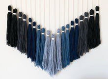Load image into Gallery viewer, Rigby Tassel Tapestry