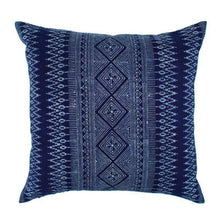 Load image into Gallery viewer, Molly - Thai Batik Hmong Pillow Cover