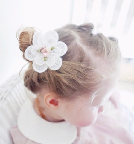Elsie Flower Headband