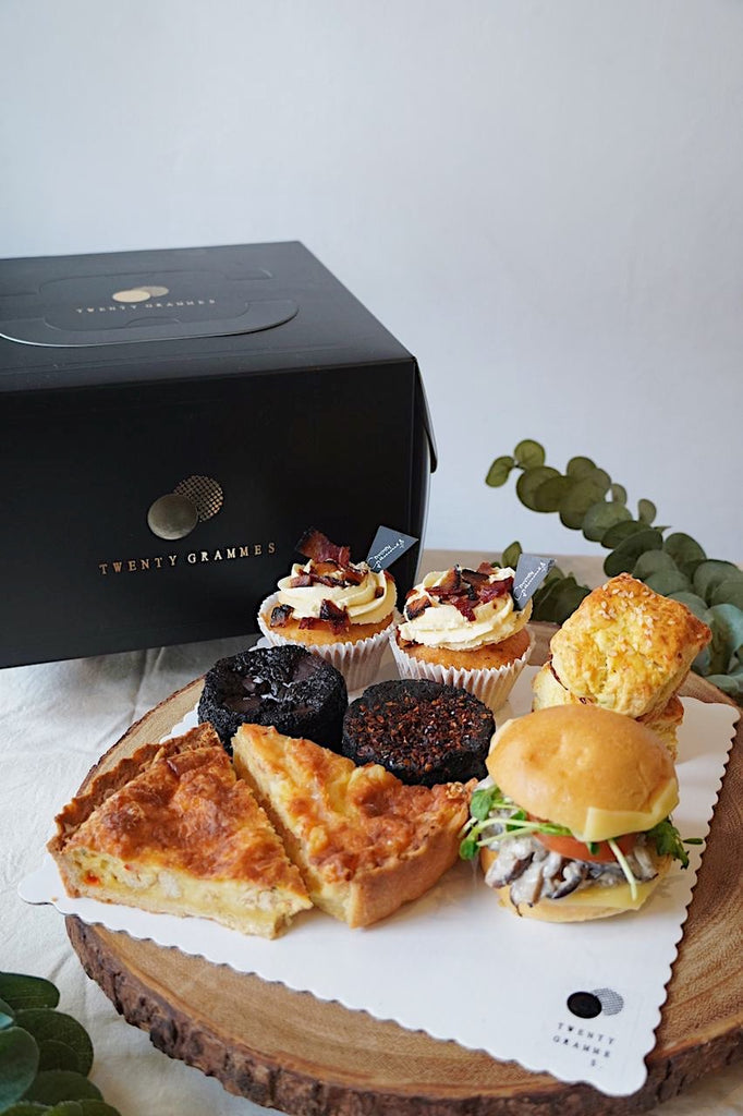 LIMITED EDITION Anniversary Savoury Box