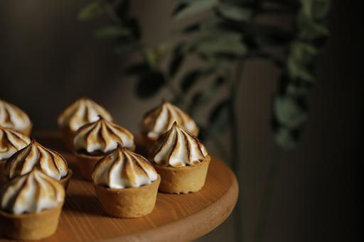 Mini Chocolate Orange Tartlets