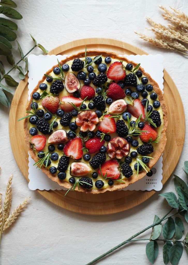 Jacob Fruit Tart