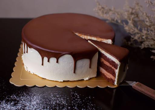 Valrhona Chocolate Cake