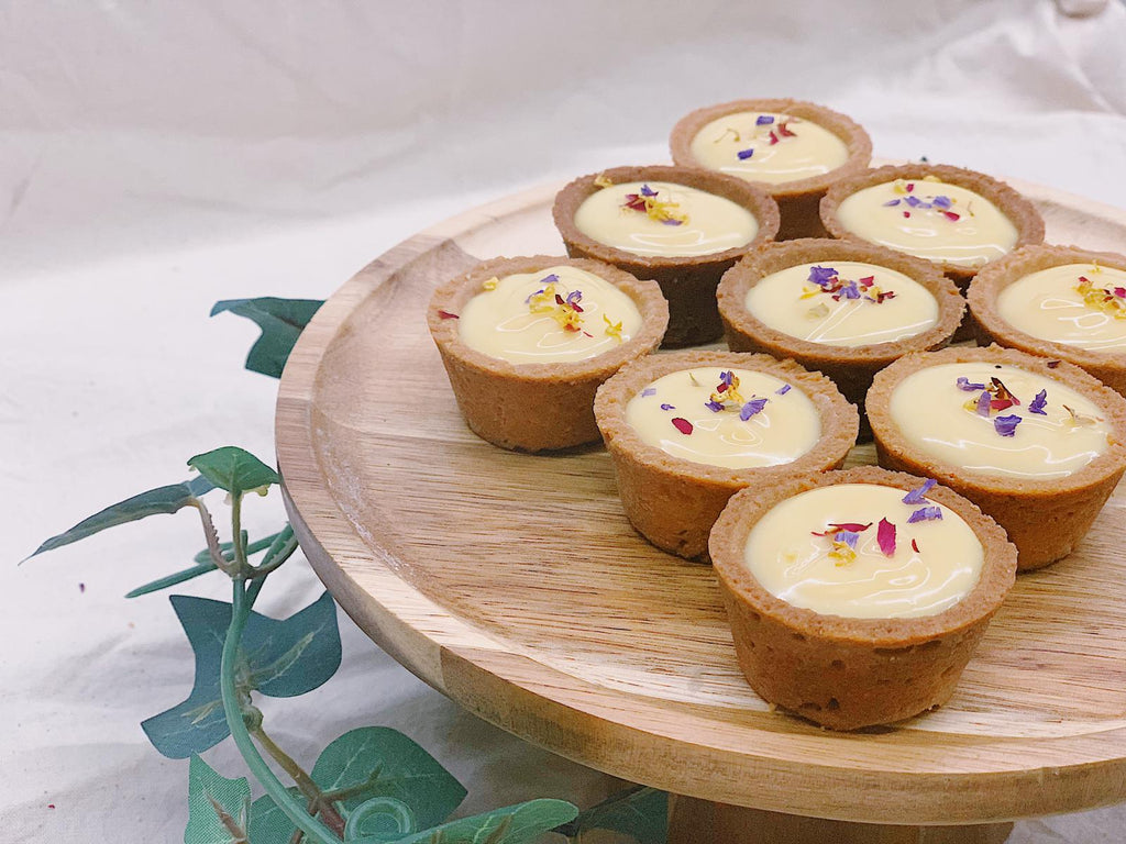 Mini Passionfruit Tartlets