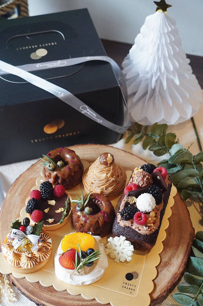 Christmas Dessert Box (DEC)