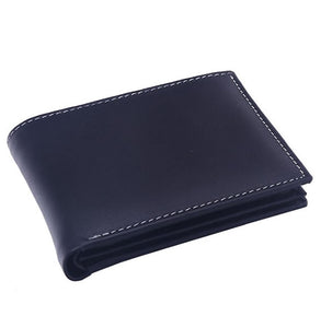 Wallet with ID Window