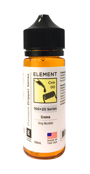 Element Dripper Series 100ml