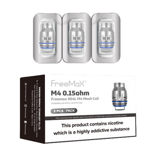 Freemax MPro 2 Replacement Atomisers