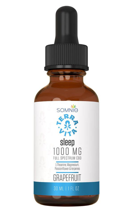 Somnio Terra Vita Sleep 1000mg Oral Drops