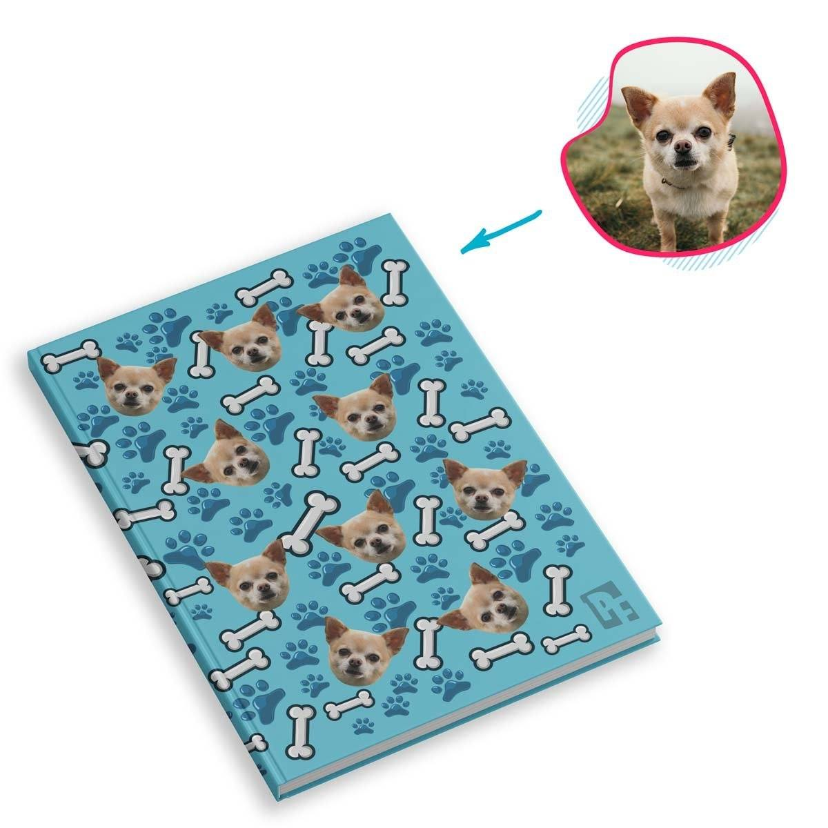 Dog Personalized Journal