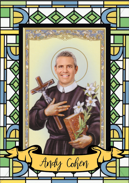 Andy Cohen Original Prayer Candle.