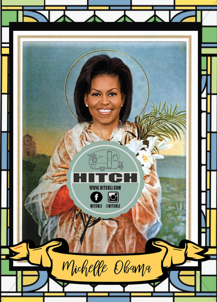Michelle Obama Original Prayer Candle