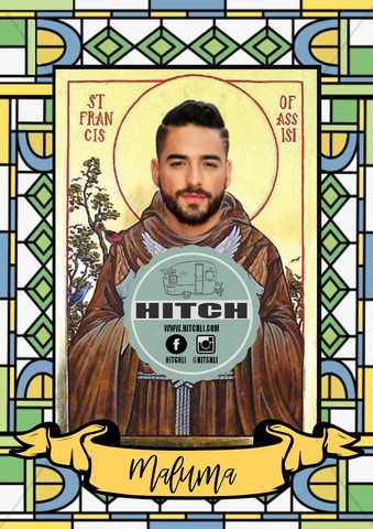 Maluma Original Prayer Candle