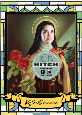 Rebecca ( this is us)  Original Prayer Candle