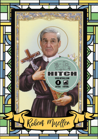 Robert Mueller Original Prayer Candle