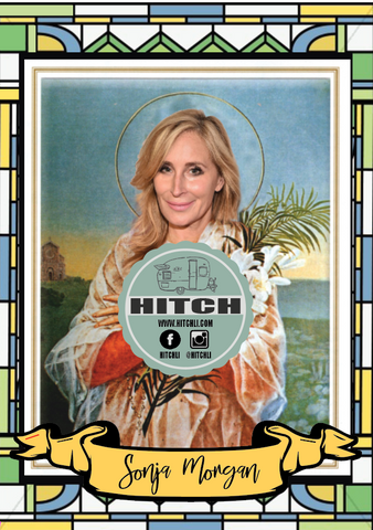 Sonja Morgan Original Prayer Candle