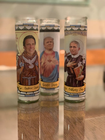 Fauci Prayer Candles