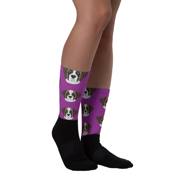 SAINT BERNARD SOCKS