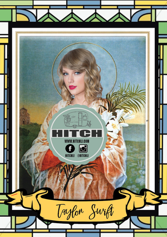 Taylor Swift Original Prayer Candle