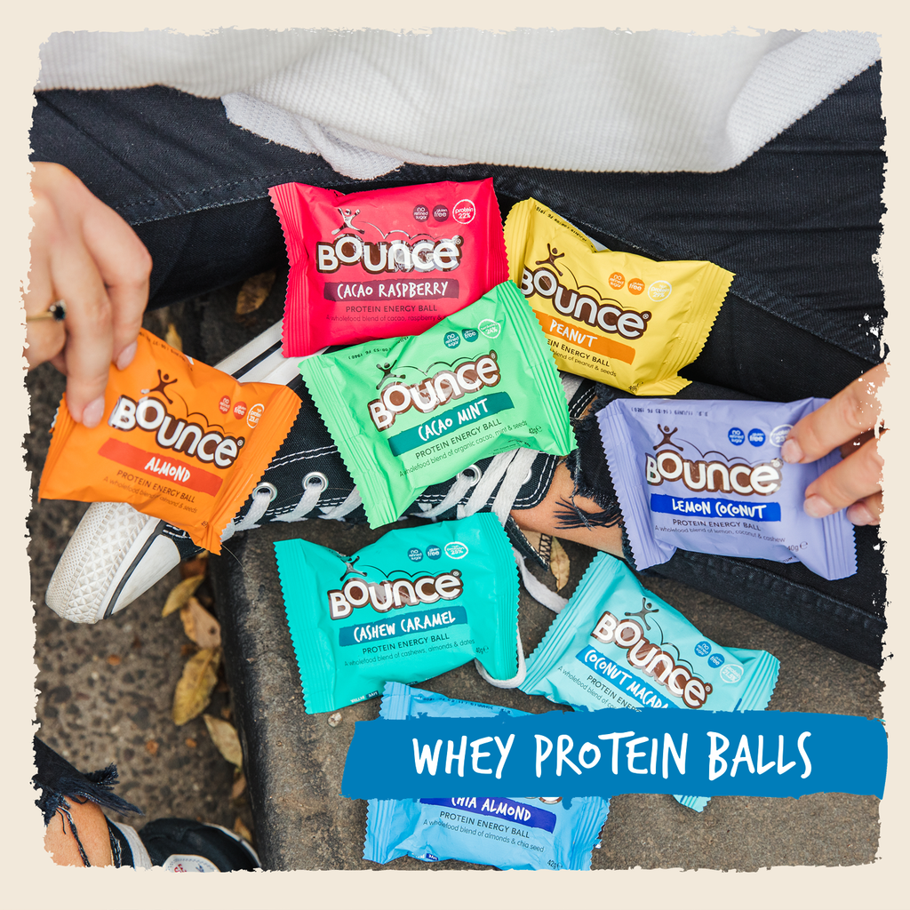 Bounce Protein Balls Protein Snacks And Protein Shakes Bounce Australia