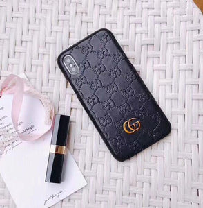 4840ba640 Gucci iPhone X,6/6s,6Plus/6sPlus,7/7 Plus,8/8 Plus leather case ...
