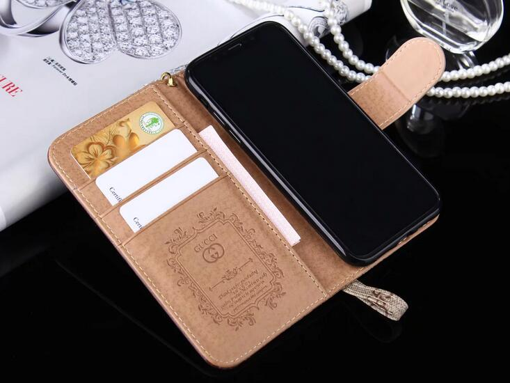 low priced 19659 19197 for iPhone Xs max/XR iPhone 7 Plus/8 Plus iPhone 7/8 iPhone 6/6s GU16  leather wallet case