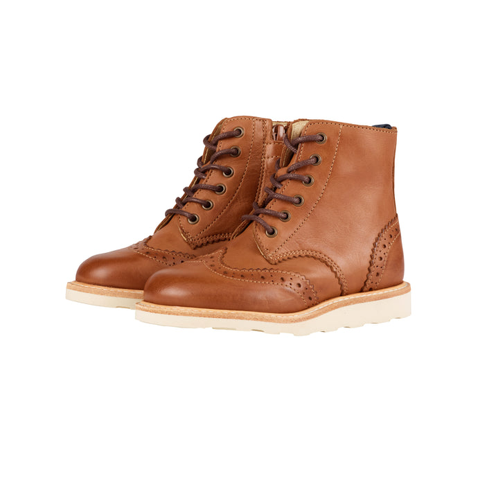 Sidney Brogue Boot - Child