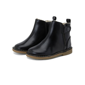 Winston Fur-Lined Ankle Boot - Child