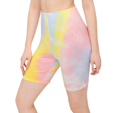 Lemon Sherbert Tie Dye Tube Top