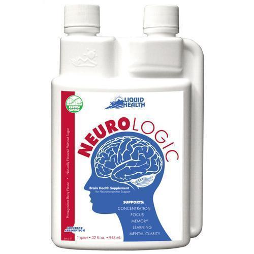 Liquid Health Products NeuroLogic GF 32 Oz