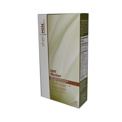 Shen Min DHT Blocker Hair Regrowth Formula 60 Tablets