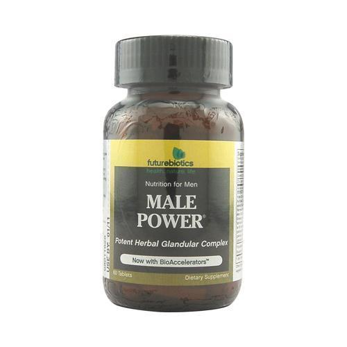 FutureBiotics Male Power (1x60 Tablets)
