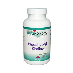 Nutricology Phosphatidyl Choline (100 Softgels)