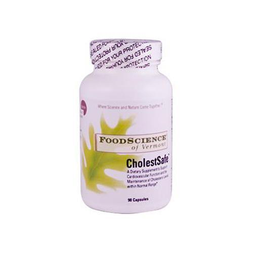 FoodScience of Vermont CholestSafe (90 Capsules)