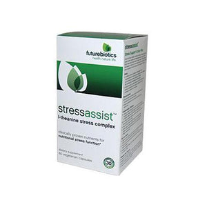 FutureBiotics StressAssist (60 Veg Capsules)