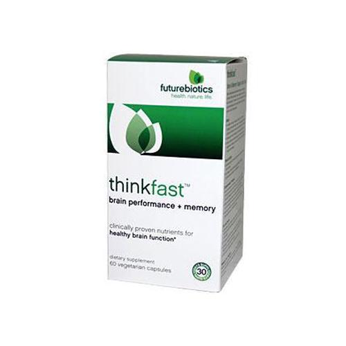 FutureBiotics ThinkFast (60 Veg Capsules)