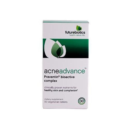 FutureBiotics AcneAdvance (1x90 Veg Tablets)