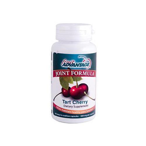 Fruit Advantage Joint Formula Tart Cherry (60 Veg Caps)