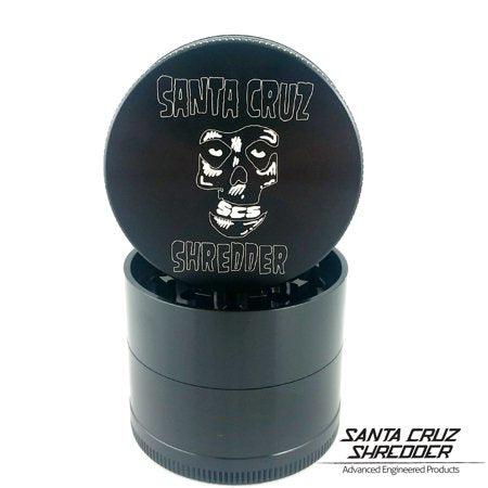 Santa Cruz Shredder Mini Grinder - Black