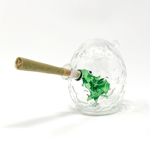 Dregg Dragon Blunt Bubbler By MJA