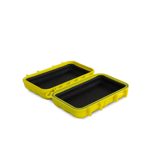 J-1500 Boulder Case Co Hard Case Yellow Glass Case