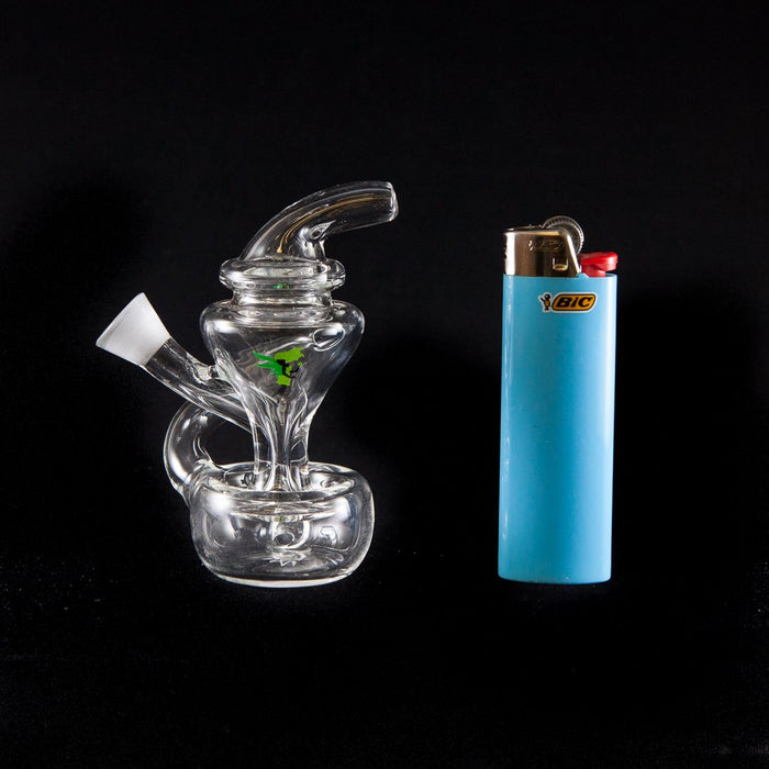 mj arsenal merlin join and blunt bubbler mini rig