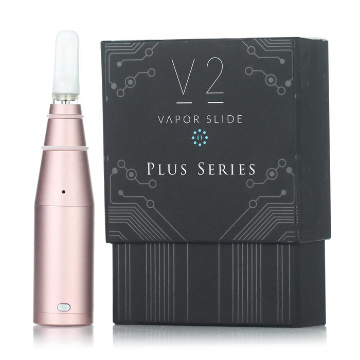 Premium Pink Concentrate and Oil Vaporizer