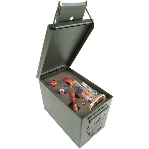 Cannabis Medical Box Ammo Locker