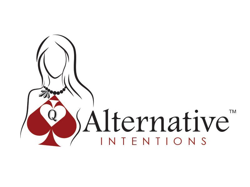 Sexy Gift Card - Alternative Intentions Logo - Black & Red