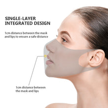 NO LOGO 3D Modern Face Mask