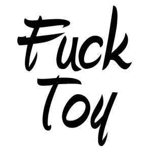 "QOS - ""Fuck Toy "" Script - Temporary Tattoos - Hotwife - Vixen - Sissy"