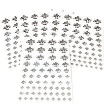 QOS BBC ONLY - 65pcs Queen Of Spades 3D Nail Sticker Set
